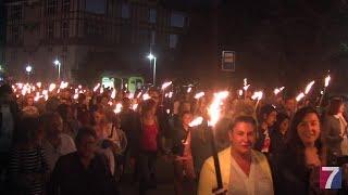La bajada de antorchas y el concierto de Huecco principales atractivos de los Sanjuanes de Muskiz