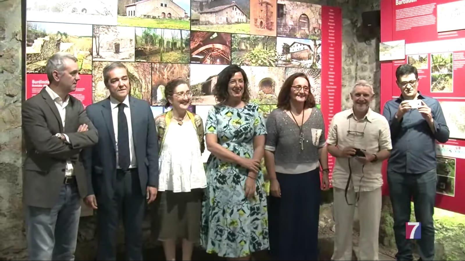 El museo de El Pobal, en Muskiz, cumple 15 años