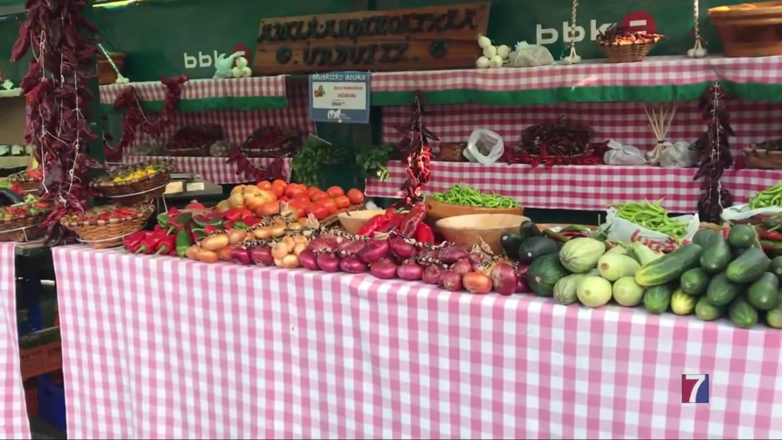 Muskiz celebra, el domingo, una nueva edición de su feria agrícola y ganadera
