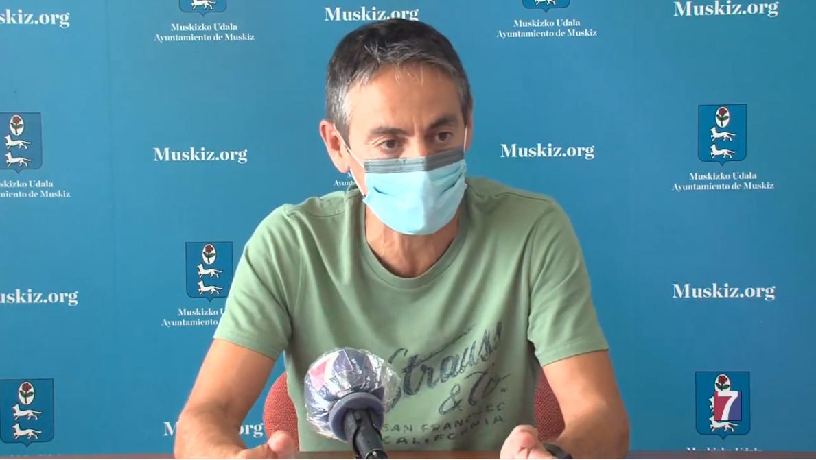 Muskiz incrementa sustancialmente las horas del Servicio de Ayuda a Domicilio